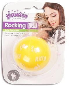 Bola Maluca para Gato Pawise