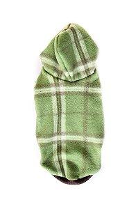 Soft com Capuz Verde Claro