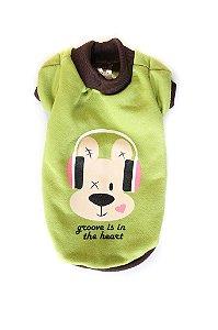Moletom Groove Verde