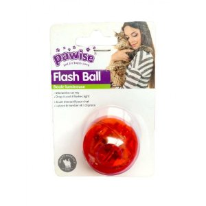 Bola Piscante Flash Ball Para Gatos  Pawise