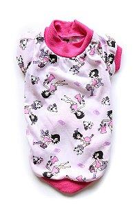 Camiseta Pijama Feminino