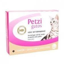 Vermífugo Petzi CP Gatos Ceva