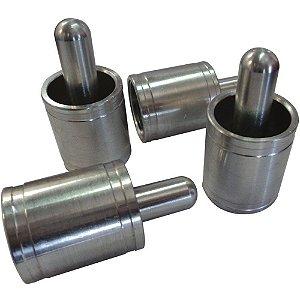 Bebedouro Alumínio Automático de Torneira