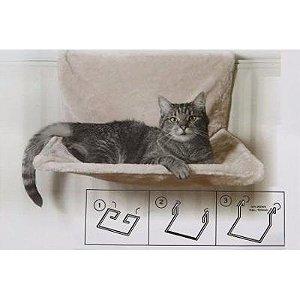 Cama Suspensa para Gato Pawise