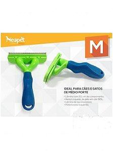 Escova Removedora Inteligente de Pelos NeoPet M