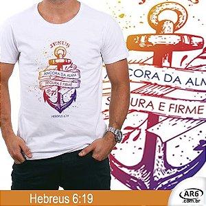 Camiseta Âncora da Alma