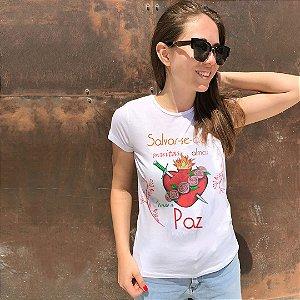 Camiseta Imaculado Coração