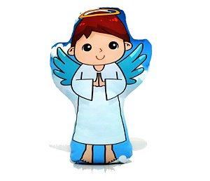 Almofadinha Anjo da Guarda Menino