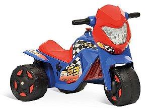 Mini Moto Elétrica Infantil Ban Cross 6v Bandeirante