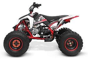 Quadriciclo MXF Automático Brave 125cc 4T