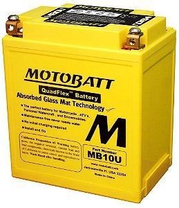 Bateria Motobatt Mb10u Yb10la2 Suzuki GSX 600F