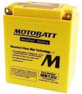 Bateria Motobatt Mb12u Yb12aa Aprilia 650 Pegaso I.E