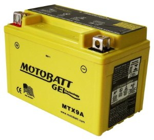 Bateria Gel Motobatt Mtx9a Ytx9-bs Suzuki Burgman 400