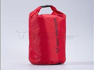 Saco Estaque Impermeável Drybag 8 Litros Vermelha SW-Motech