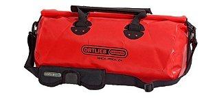 Mala Impermeável Pequena Ortlieb Rack Pack 24 Litros Vermelha