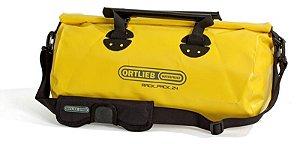 Mala Impermeável Pequena Ortlieb Rack Pack 24 Litros Amarela