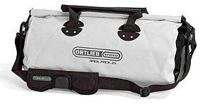 Mala Impermeável Pequena Ortlieb Rack Pack 24 Litros Branca