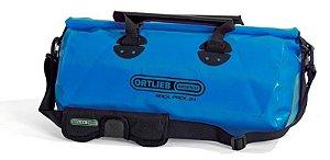 Mala Impermeável Pequena Ortlieb Rack Pack 24 Litros Azul
