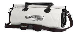 Mala Impermeável Média Ortlieb Rack Pack 31 Litros Branca