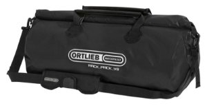 Mala Impermeável Grande Ortlieb Rack Pack 49 Litros Preta