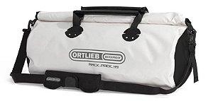 Mala Impermeável Grande Ortlieb Rack Pack 49 Litros Branca