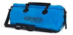 Mala Impermeável Grande Ortlieb Rack Pack 49 Litros Azul