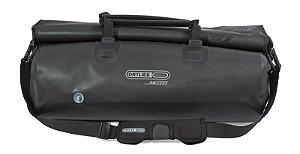 Mala Impermeável Ortlieb Rack Pack Com Válvula 49 Litros Preta