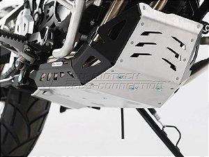Protetor Do Cárter (Skid Plate) em Alumínio BMW F 800GS