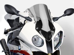 Bolha Racing Em Acrílico Fumê Clara BMW S1000RR Puig