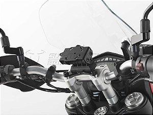 Suporte De Fixação Para GPS SW-Motech BMW R Nine T
