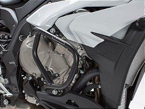 Kit de Protetor De Motor Lateral Preto BMW S1000XR
