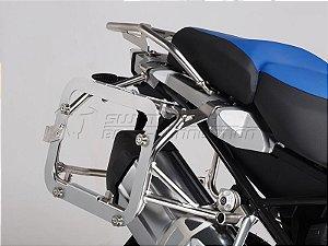 Adaptador Para Fixação Da Mala Trax BMW R1200 GS Adventure