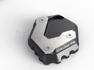 Base Ampliada De Descanso Lateral Preta BMW BMW R 1200GS