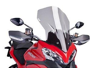 Bolha Touring Em Acrílico Ducati Multistrada 1200 Puig