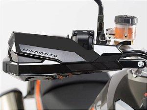 Kit Protetor de Mão Com Alma de Alumínio Kobra Ducati Scrambler 2016 SW-Motech