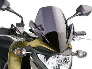 Bolha Naked Em Acrílico Fumê Escura Honda CB 1000R Puig