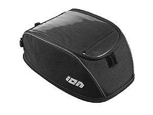Mala De Tanque Tankbag Quick-lock Ion Two Expansível 13 a 20 Litros Honda CB 1000R