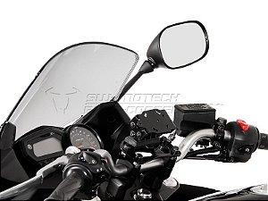 Suporte De Fixação Para GPS Guidão SW-Motech Honda XL 700V Transalp