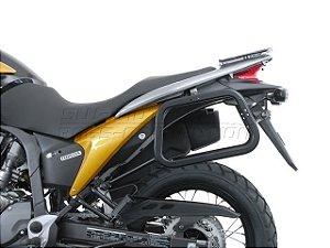Suportes para Fixação de Malas Laterais Trax Honda XL 700V Transalp