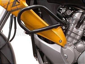 Protetor de Motor Lateral Preto Honda XL 700V Transalp SW-Motech