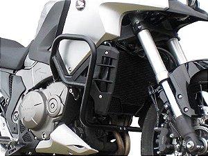 Protetor de Motor Lateral Preto Honda VFR 1200X Crosstourer