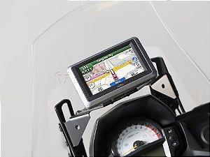 Suporte De Fixação Para GPS Bolha SW-Motech Kawasaki Versys 650 2015 - 2017