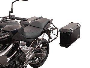 Suportes para Fixação de Malas Laterais Trax Kawasaki Versys 650