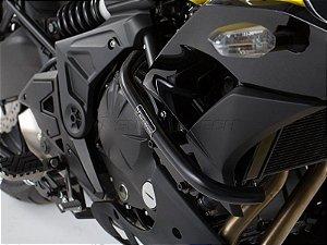 Protetor de Motor Lateral Preto Kawasaki Versys 650 2015