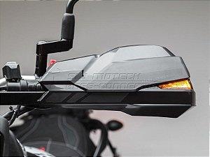 Kit Protetor de Mão Com Alma de Alumínio Kobra Kawasaki Versys 1000 SW-Motech