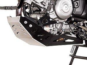 Protetor do Cárter Skid Plate Alumínio Suzuki V-Strom 650