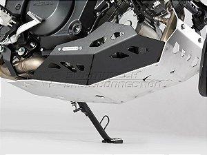 Protetor do Cárter Skid Plate Alumínio Suzuki V-Strom 1000
