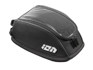 Mala De Tanque Tankbag Quick-lock Ion One Expansível 5 a 9 Litros Triumph Speed Triple 1050