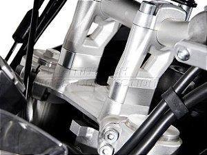 Jogo de Mancal de Altura para Guidão SW-Motech Triumph Tiger 800 XC XRX XCX