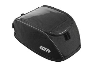 Mala De Tanque Tankbag Quick-lock Ion Two Expansível 13 a 20 Litros Yamaha MT-09